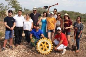 June 14th, 2017. Club Rotaract De Mérida and Rotary Club Mérida Norte.